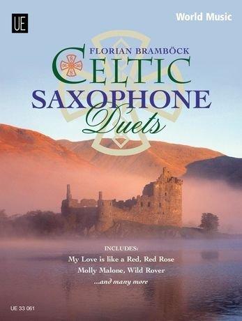 Brambock, Florian: Celtic Saxophone Duets