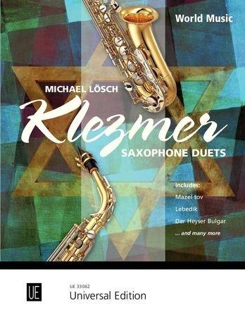 Losch, Michael: Klezmer Saxophone Duets