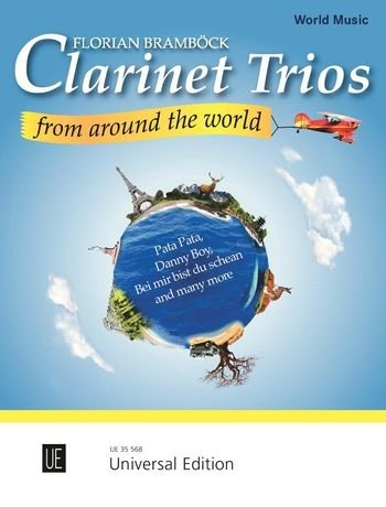 Brambock, Florian: Clarinet Trios from Around the World