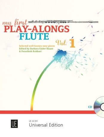 My First Play-Alongs Volume 1 for Flute