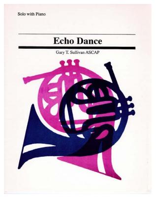Sullivan, Gary: Echo Dance for Tuba & Piano