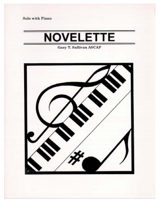 Sullivan, Gary: Novelette for Bb Clarinet & Piano