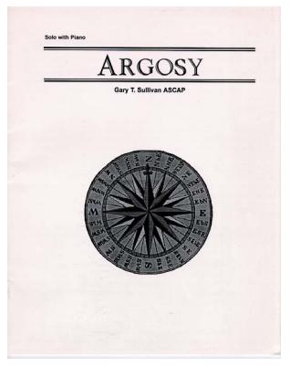 Sullivan, Gary: Argosy for Oboe & Piano