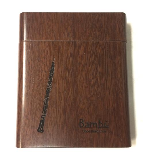Bambu Wooden Oboe Reed Case