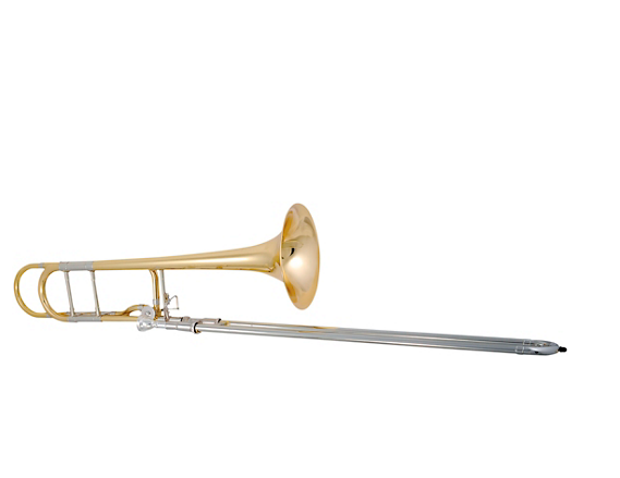 Antoine Courtois Paris AC280BO Performance Series F-Attachment Trombone Lacquer