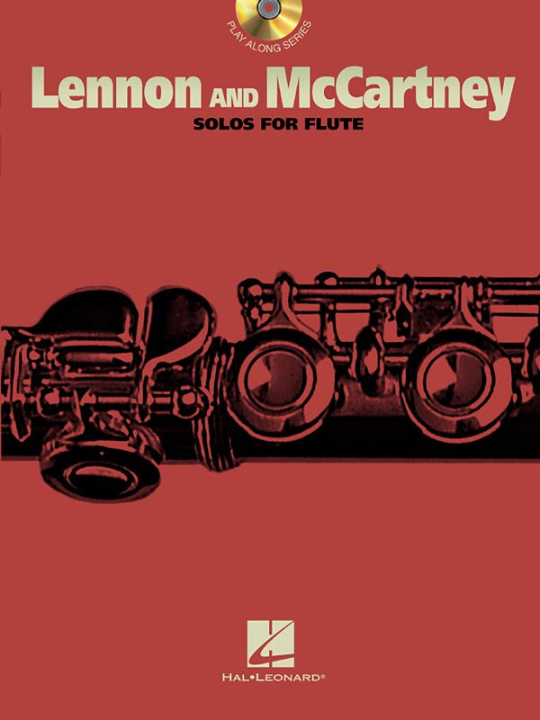 Lennon and McCartney Solos for Flute - Instrumental Play Along