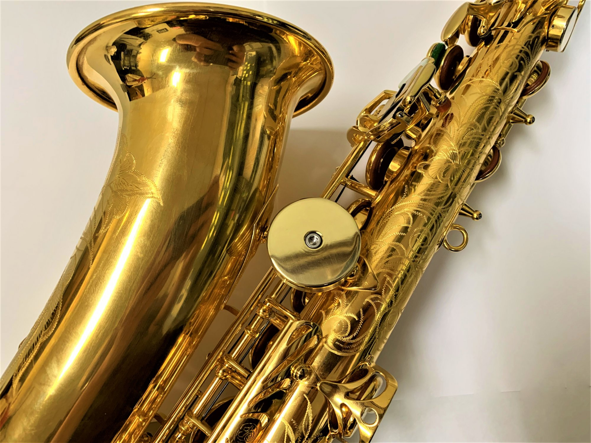 Center Brace Resonance Weights for Mark VI Saxophones
