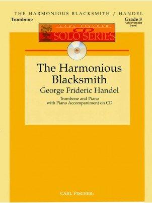 Handel, G.F.: The Harmonious Blacksmith for Trombone & Piano