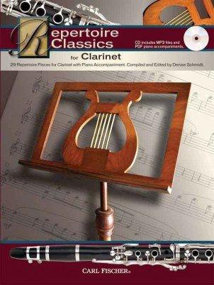 Repertoire Classics for Clarinet