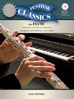 Festival Classics: 18 Solo Pieces with Piano Accompaniment