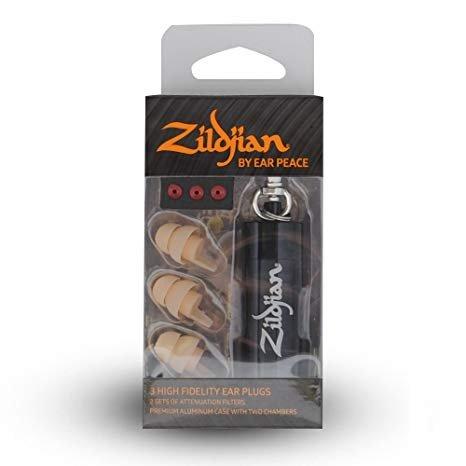 Zildjian by Ear Peace High Fidelity Ear Plugs