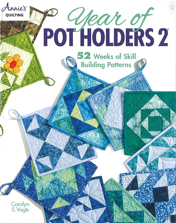 A Year Of Potholders 2