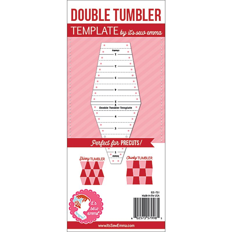 Double Tumbler Template