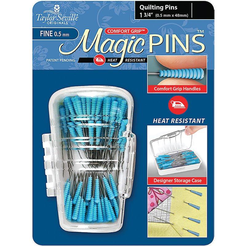 Magic Pins Quilting Fine 50ct