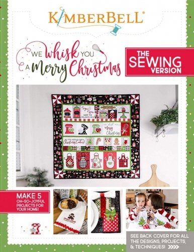 We Wisk You a Merry Christmas, The Sewing Version, Kimberbell