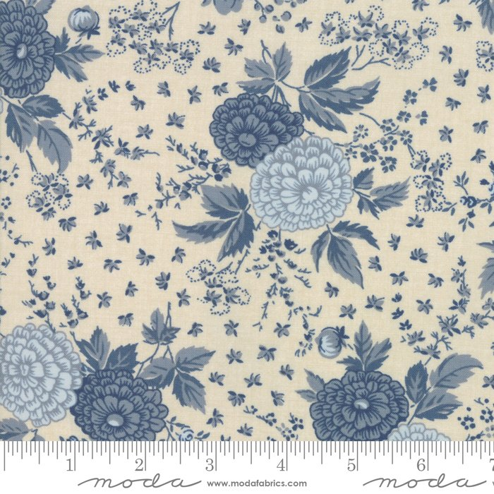 13862-13 Le Beau Papillon French General by Moda