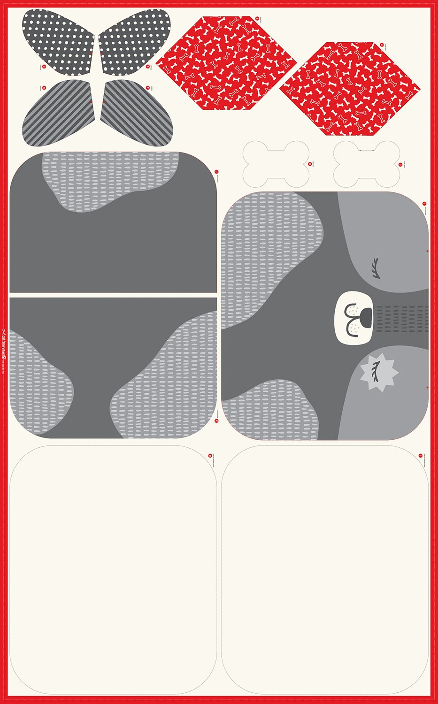 Doggie Bed - Intermediate - Let's Learn to Sew, Cut Sew Create