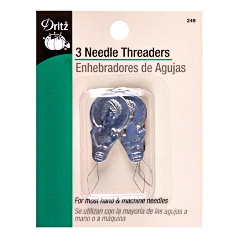 Wire Needle Threader 3 ct