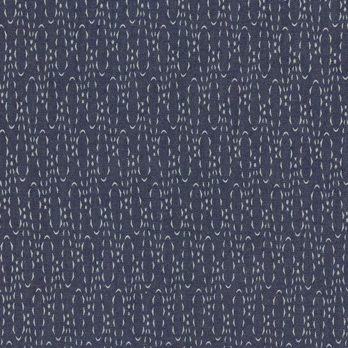 Casted Loops Denim Fabric, DEN-P-1010  navy blue,  58/50 Wide