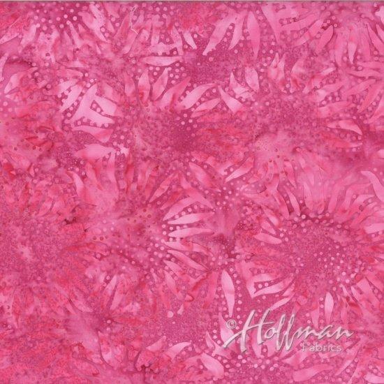 Bali Chops Sunflower Pink 884-12 dark pink fuchsia flower