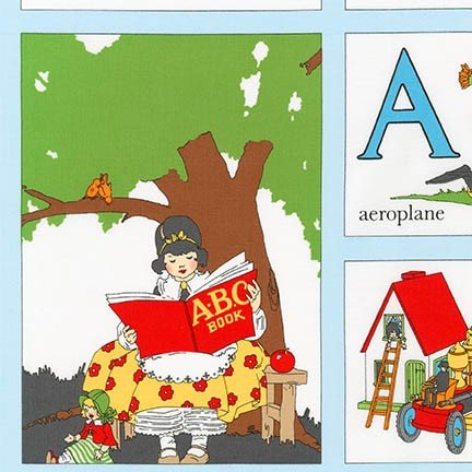 My ABC Book, ADZ-16624-200 Vintage