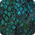 AMD-18856-246 WATER, Artisan Batiks, Tavarua 2, dark teal and green