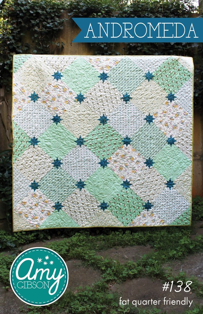 Andromeda by Amy Gibson #138 Fat Quarter friendly