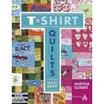 AQS8664 Tshirt Quilts Made Easy, Pattern Book