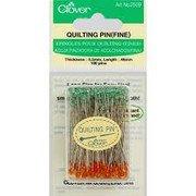 Clover #2509 Fine Quilting Pins Fine