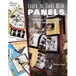 DRG0321 Learn to Quilt with Panels, Pattern Book