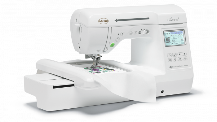 Baby Lock Accord embroidery/sewing machine Babylock