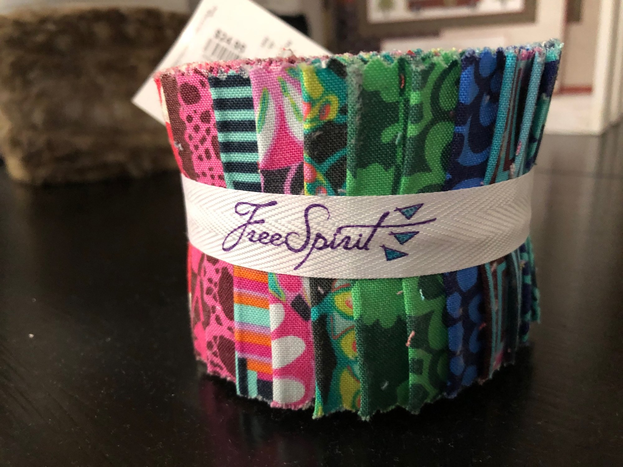 True Colors by Amy Butler, 2.5 Strips Design Roll, 20 pcs