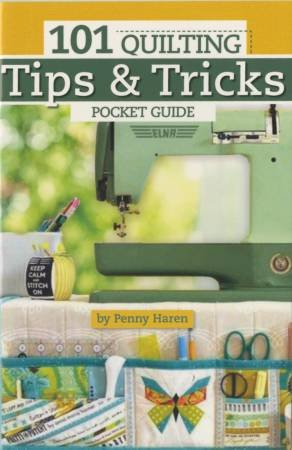 101 Quilting Tips & Tricks Pocket Guide # L133B