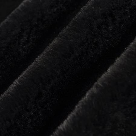 Luxe Cuddle Seal Cavair # LCSEALCAVIAR Shannon Fabrics black