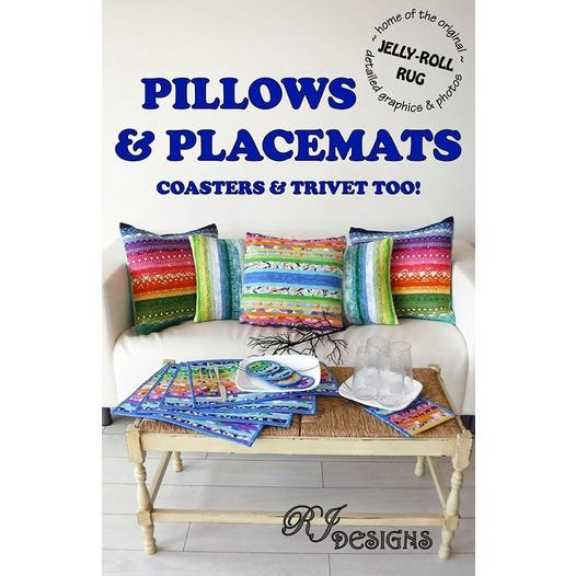 RJD200 Pillows & Placemats patterns