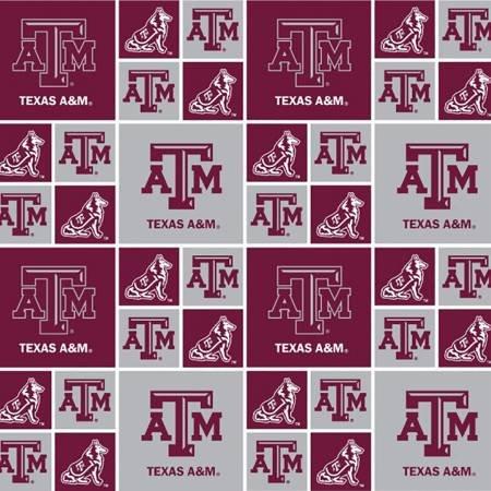 Texas A&M, TAM-020 College Prints