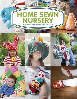 Home Sewn Nursery Pattern Book
