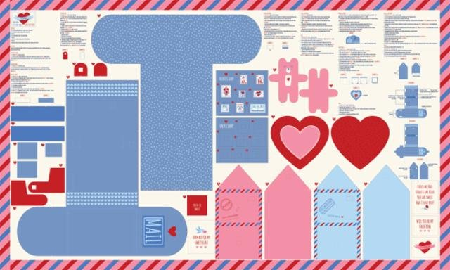 Be Mine Package Panel