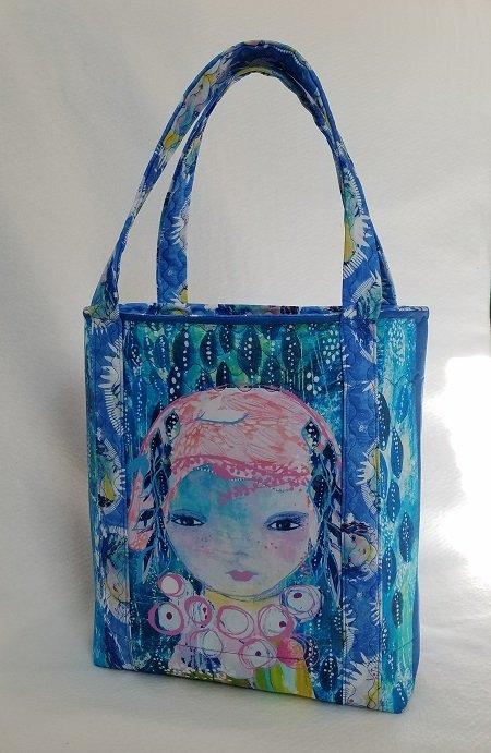 Spirit Of The Garden Tote Bag Kit
