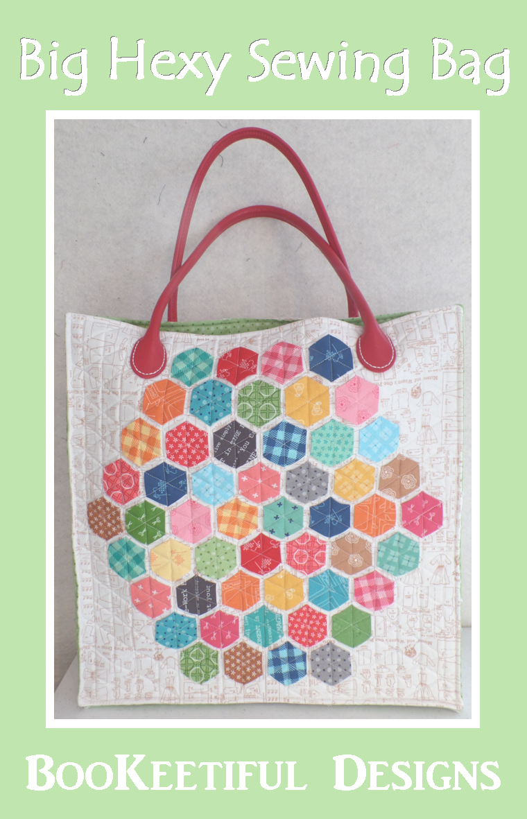 Big Hexy Sewing Bag Pattern