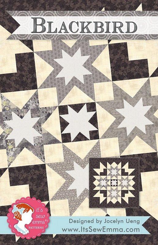 Blackbird Quilt Pattern