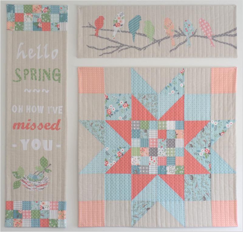 Spring Sweetness Pattern