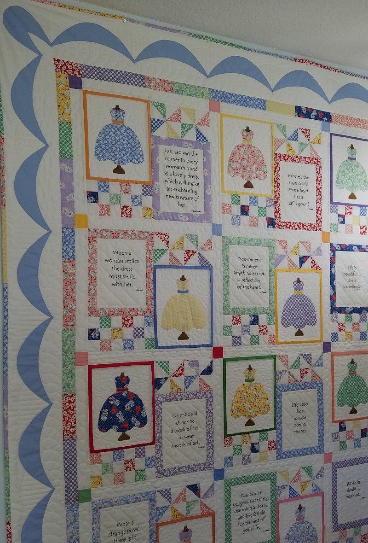 Pretty Dresses Fabric Kit & Pattern