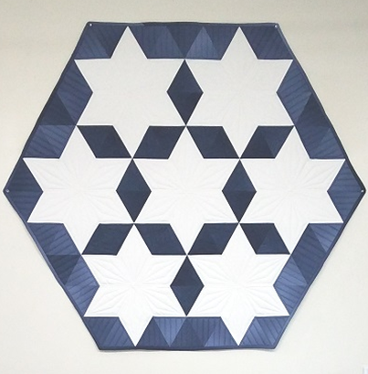 Seven Sisters Wall Quilt Kit & Pattern