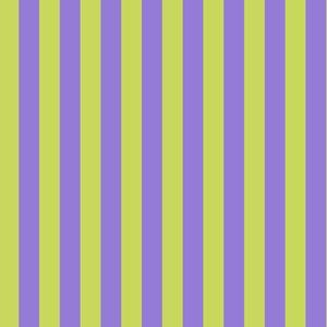 Tula Pink - ALL STARS - Tent Stripe - Orchid PWTP029