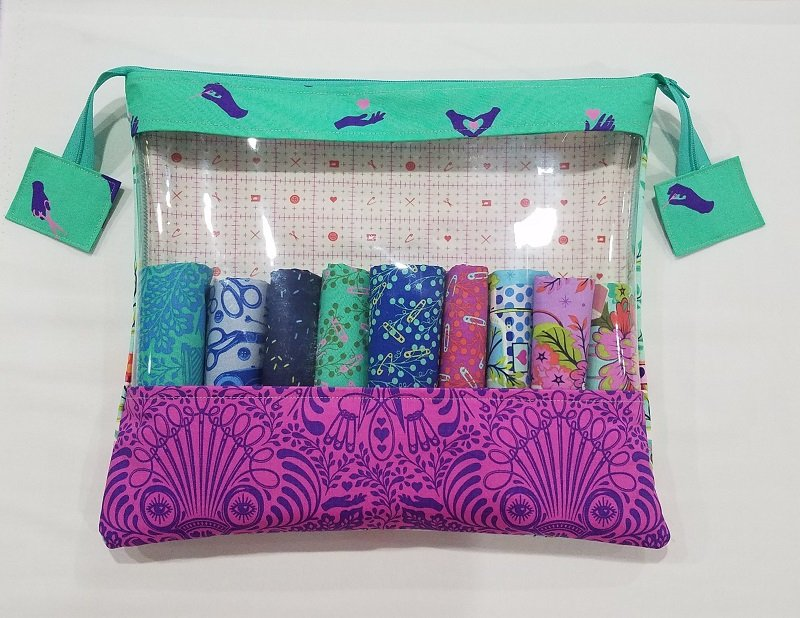 See My Stash Fabric Kit & Pattern