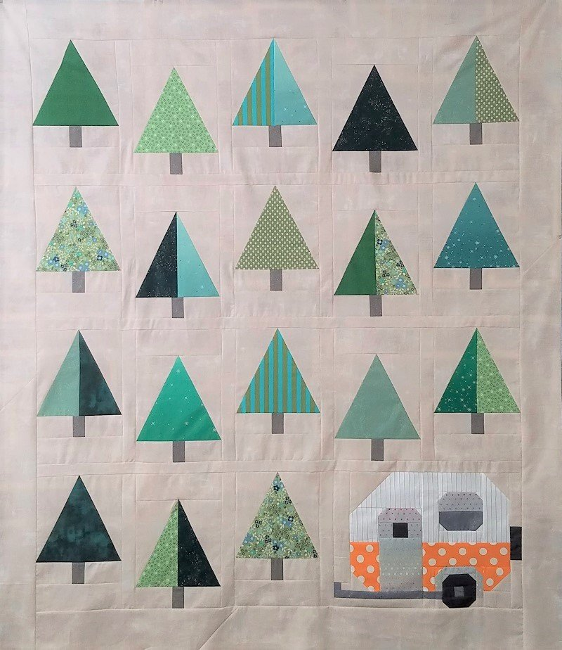 Up North Quilt Kit & Pattern