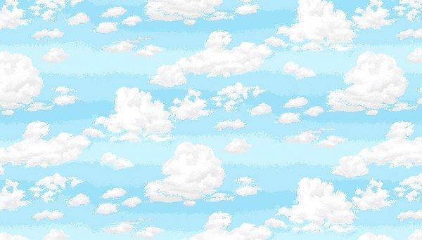 Village Life Clouds