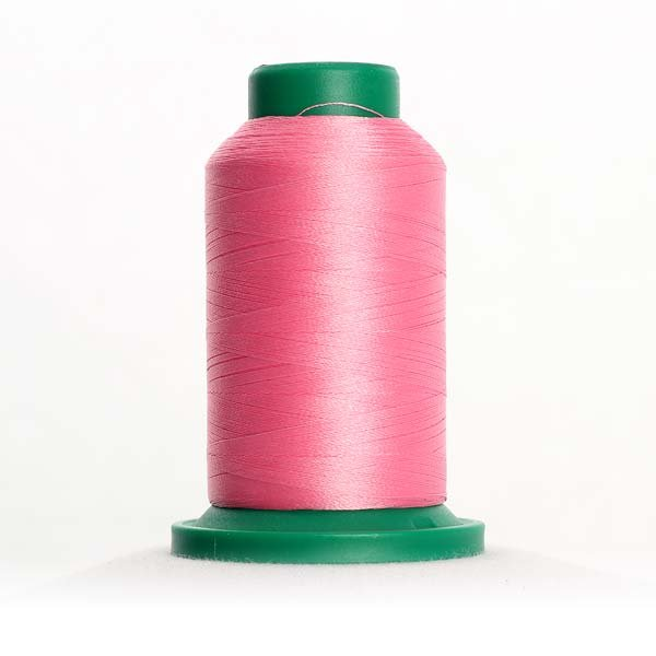 Isacord 1000m Polyester Azalea Pink