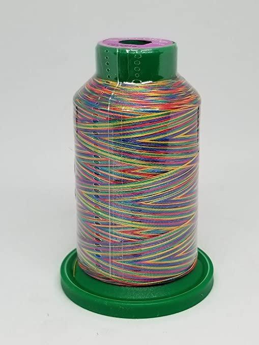 Rainbow Isacord Multi Color 1000m